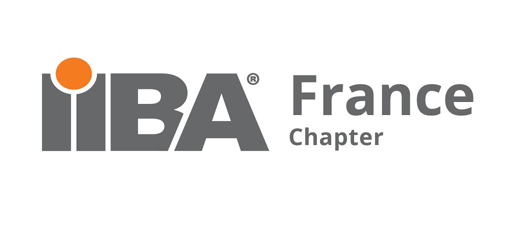 Bannière IIBA Chapitre France